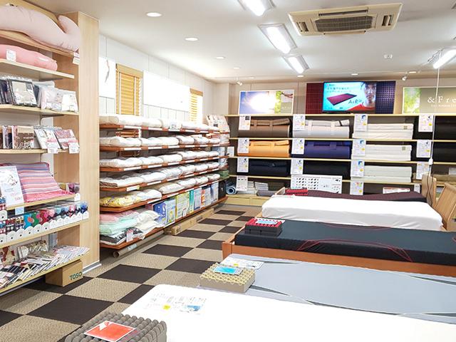 眠りの専門店かわの店舗写真1